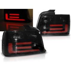 Focos / Pilotos traseros de LED Bmw E36 12.90-08.99 Sedan Ahumado Bar Led