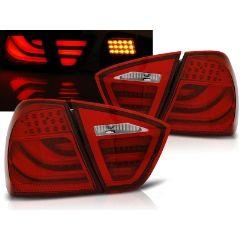 Focos / Pilotos traseros de LED Bmw E90 03.05-08.08 Rojos Led Bar