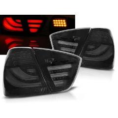 Focos / Pilotos traseros de LED Bmw E90 03.05-08.08 Ahumado Negro Led Bar