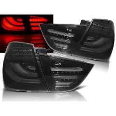 Focos / Pilotos traseros de LED Bmw E90 09-11 Ahumado Negro Led Bar