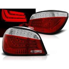 Focos / Pilotos traseros de LED Bmw E60 07.03-02.07 Rojo/blanco Led Bar