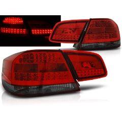 Focos / Pilotos traseros de LED Bmw E92 09.06-03.10 Rojo Ahumado Led