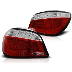 Focos / Pilotos traseros de LED Bmw E60 03.07-12.09 Rojo/blanco Led Bar