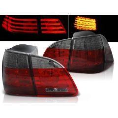 Focos / Pilotos traseros de LED Bmw E61 04-03.07 Touring Rojo Ahumado Led