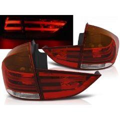 Focos / Pilotos traseros de LED Bmw X1 E84 10.09-07.12 Rojo/blanco Led