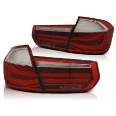 Focos / Pilotos traseros de LED Bmw F30 11-15 Rojos ahumados Led Bar
