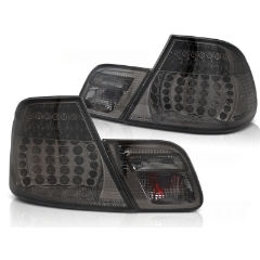 Focos / Pilotos traseros de LED Bmw E46 04.99-03.03 Coupe ahumados Led-intermitente Dinamico