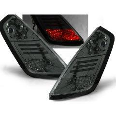 Focos / Pilotos traseros de LED Fiat Grande Punto 09.05-09 Ahumado Led