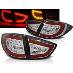 Focos / Pilotos traseros de LED Hyundai Ix35 09-09.13 Cromado Led