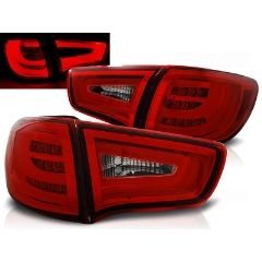 Focos / Pilotos traseros de LED Kia Sportage Iii 10-04.14 Rojo/blanco Led Bar