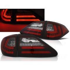 Focos / Pilotos traseros de LED Lexus Rx Iii 350 09-12 Rojo Blanco Con Intermitentes Dinamicos