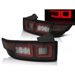 Focos / Pilotos traseros de LED Land Rover Range Rover Evoque 11- Negro Led