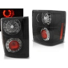 Focos / Pilotos traseros de LED Land Rover Range Rover Iii 02-12 Negro Led