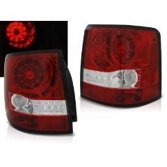 Focos / Pilotos traseros de LED Land Rover Range Rover Sport 05-09 Rojo/blanco Led