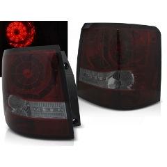 Focos / Pilotos traseros de LED Land Rover Range Rover Sport 05-09 Rojo Ahumado Led