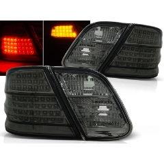 Focos / Pilotos traseros de LED Mercedes Clk W208 03.97-04.02 Ahumado Led