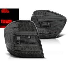Focos / Pilotos traseros de LED Mercedes M-klasa W164 05-08 Ahumado Led