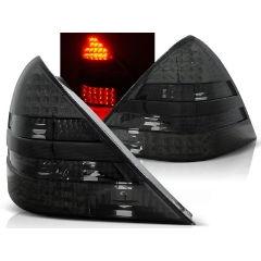 Focos / Pilotos traseros de LED Mercedes R170 Slk 04.96-04 Ahumado Led
