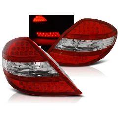 Focos / Pilotos traseros de LED Mercedes R171 Slk 04-11 Rojo/blanco Led
