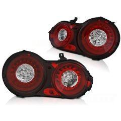 Focos / Pilotos traseros de LED Nissan Gt-r 08-11.13 R-w Led