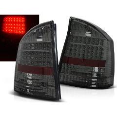 Focos / Pilotos traseros de LED Opel Vectra C Sedan Hb 04.02-08 Ahumado Led