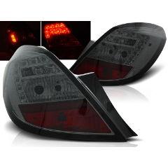 Focos / Pilotos traseros de LED Opel Corsa D 5d 04.06- Ahumado Led
