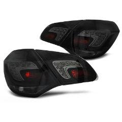 Focos / Pilotos traseros de LED Opel Astra J 10- Hatchback Ahumado Led