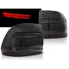 Focos / Pilotos traseros de LED Porsche Cayenne 02-06 Ahumado Led