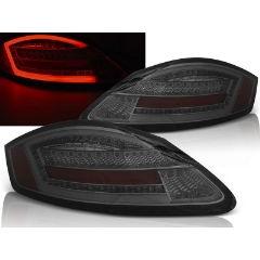 Focos / Pilotos traseros de LED Porsche Boxster 987 / Cayman 05-08 Ahumado Con Intermitentes Dinamicos