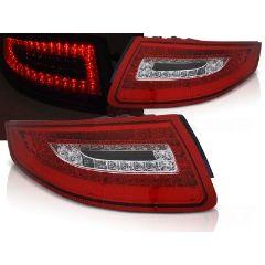 Focos / Pilotos traseros de LED Porsche 911 997 04-09 Rojo Blanco Led