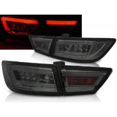 Focos / Pilotos traseros de LED Renault Clio Iv 13- Hatchback Led Bar Ahumado