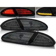 Focos / Pilotos traseros de LED Seat Leon 06.05-09 Ahumado Led