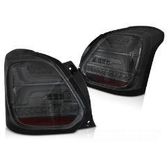 Focos / Pilotos traseros de LED Suzuki Swift Vi 17- ahumados Led-intermitente Dinamico