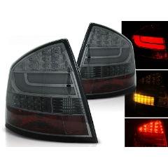 Focos / Pilotos traseros de LED Skoda Octavia Ii Sedan 03.04- Ahumado Led Bar