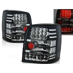 Focos / Pilotos traseros de LED VW Volkswagen Passat B5 11.96-08.00 Variant Negro Led