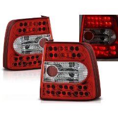 Focos / Pilotos traseros de LED VW Volkswagen Passat B5 11.96-08.00 Sedan Rojo/blanco Led