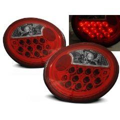 Focos / Pilotos traseros de LED VW Volkswagen New Beetle 10.98-05.05 Rojo/blanco Led