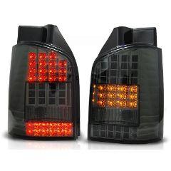 Focos / Pilotos traseros de LED VW Volkswagen T5 04.03-09 Ahumado Led