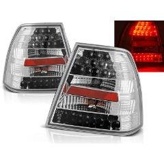 Focos / Pilotos traseros de LED VW Volkswagen Bora 09.98-07.05 Cromado Led