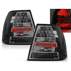 Focos / Pilotos traseros de LED VW Volkswagen Bora 09.98-07.05 Negro Led