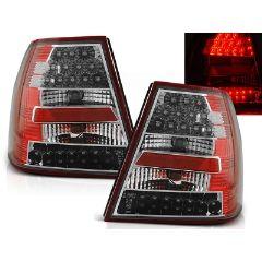 Focos / Pilotos traseros de LED VW Volkswagen Bora 09.98-07.05 Rojo/blanco Led
