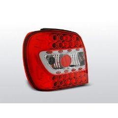 Focos / Pilotos traseros de LED VW Volkswagen Polo 6n 10.94-09.99 Rojo/blanco Led