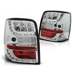 Focos / Pilotos traseros de LED VW Volkswagen Passat 3bg 00-04 Variant Cromado Intermitente Led