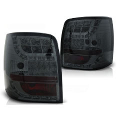 Focos / Pilotos traseros de LED VW Volkswagen Passat 3bg 00-04 Variant Ahumado Intermitente Led