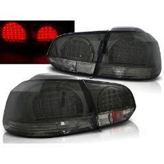 Focos / Pilotos traseros de LED VW Volkswagen Golf 6 10.08-12 Ahumado Led