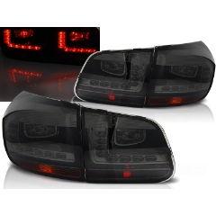 Focos / Pilotos traseros de LED VW Volkswagen Tiguan 07.11-12.15 Ahumado Led