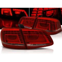 Focos / Pilotos traseros de LED VW Volkswagen Passat B7 Sedan 10.10-10.14 Rojo/blanco Led