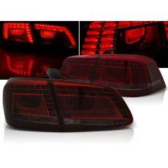 Focos / Pilotos traseros de LED VW Volkswagen Passat B7 Sedan 10.10-10.14 Rojo Ahumado Led