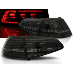 Focos / Pilotos traseros de LED VW Volkswagen Golf 7 13- Ahumado Led GTI Look