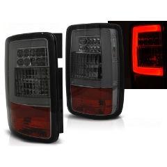 Focos / Pilotos traseros de LED VW Volkswagen Caddy 03-03.14 Ahumado Led Bar